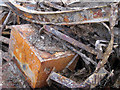 TQ8109 : Hastings Pier Remains by Oast House Archive