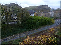 NT2774 : Former Abbeyhill Junction by kim traynor
