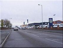 SO9596 : Regal Vans by Gordon Griffiths