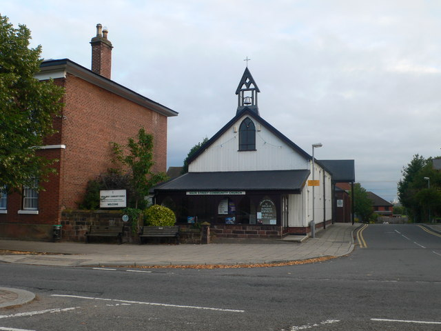 Iron Church, Frodsham
