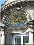 NT2473 : Bank entrance, Lothian Road by Richard Webb