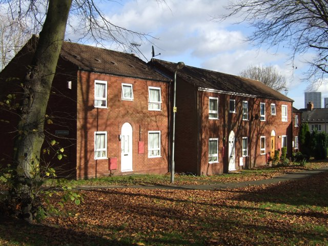 Council Housing - Tremaine Gardens