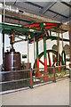SK4114 : Beam engine - Snibston by Chris Allen