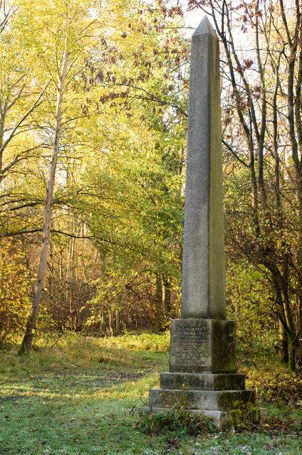 Updated Henry Osborn Memorial