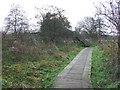 TL9484 : Footbridge by Keith Evans