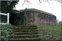 SU6570 : View up the steps by Bill Nicholls