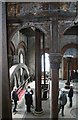 TQ4881 : Rust and decay - Crossness Pumping Station by Chris Allen