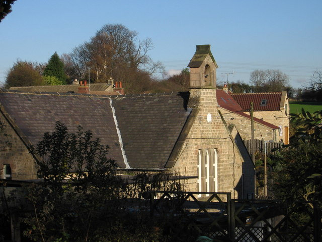 Scarcliffe - Primary School
