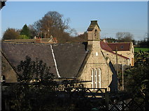 SK4968 : Scarcliffe - Primary School by Dave Bevis