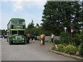 ST6770 : Bitton Station Yard by David Roberts