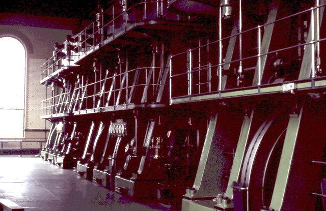 Steam Engine Cricklewood Pumping Station