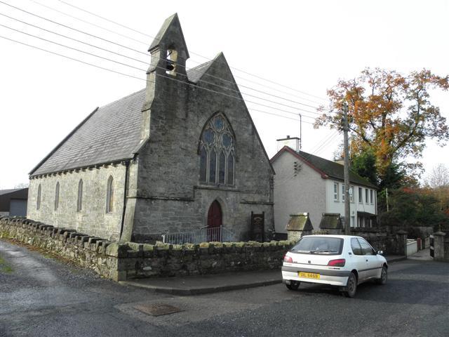 St Mark's Church of Ireland, Augher