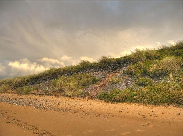 Newburgh: Pictish shell midden