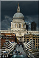 TQ3280 : St Pauls Cathedral, London by Charles Greenhough