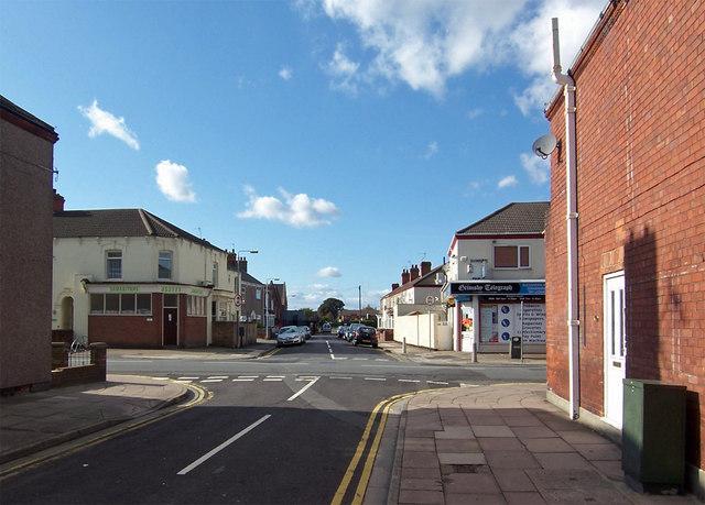 Junction - Fisherman's Wharf and Alexandra Road