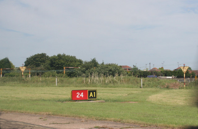 Alpha 1, Southend Airport