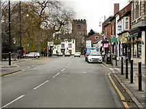 SJ8588 : Cheadle Village by David Dixon