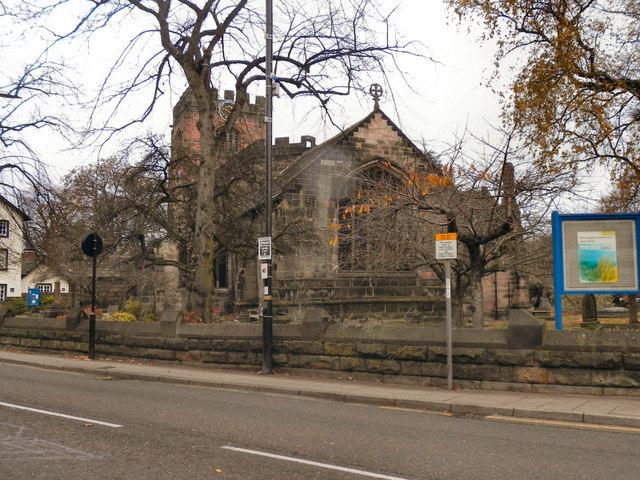 Cheadle Parish Church