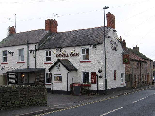 Whitwell - Royal Oak