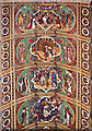 TL5480 : Ely Cathedral - the nave roof by Evelyn Simak