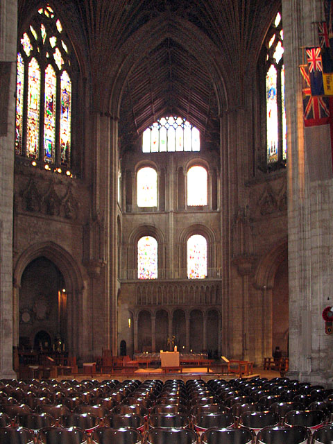 Ely Cathedral - south transept