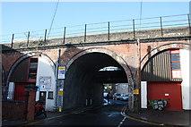 SO8455 : Railway Viaduct by Bob Embleton