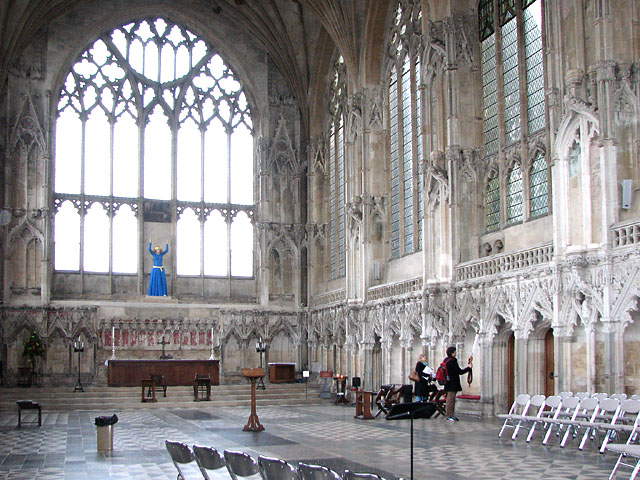 Ely Cathedral - the Lady Chapel