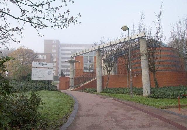 Southfields Library