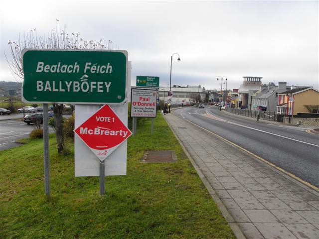 Bealach F 233 Ich Ballybofey County 169 Kenneth Allen Cc