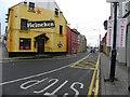 H1494 : Glenfin Street, Ballybofey by Kenneth  Allen