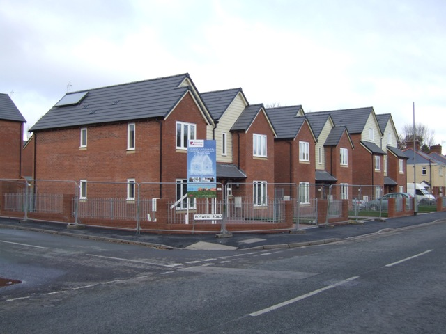 Social Housing - Lunt Road