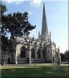 ST8558 : St James Church by Kevin Farmer