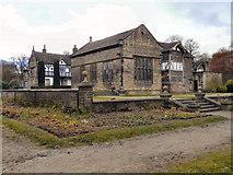 SD6911 : Smithills Hall - Chapel by David Dixon