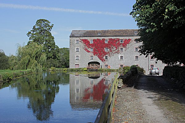 Old Mill & Pond