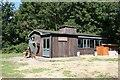 SP6215 : Boarstall Duck Decoy - Payne Gallwey Hall by Rob Dixon