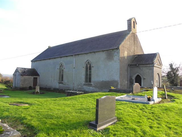 St Patrick's Church of Ireland, Donaghmore