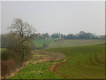 SK8030 : The Devon Valley, above Branston by Stefan Czapski