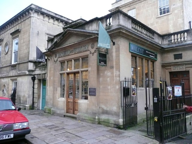 Hayward and Wooster, Walcot Street, Bath