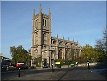 ST7565 : St Mary's Church, Bathwick, Bath by Humphrey Bolton