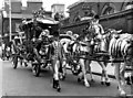TQ2879 : The Gold State Coach on Coronation Day by Eileen Warren