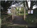 SU6345 : A simple Lych Gate by Sandy B