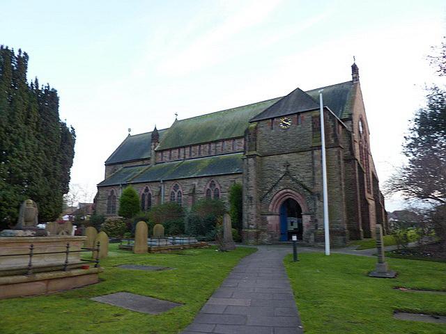 The Parish Church Longton St Andrew