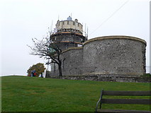 ST5673 : Clifton Observatory by Eirian Evans