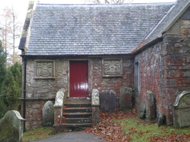 The Glencorse Loft at Glencorse Old Church