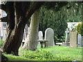 NY7203 : Graveyard, High Chapel, Ravenstonedale by David McMumm