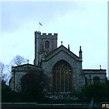 TQ2475 : All Saints Church, Fulham by Phillip Perry