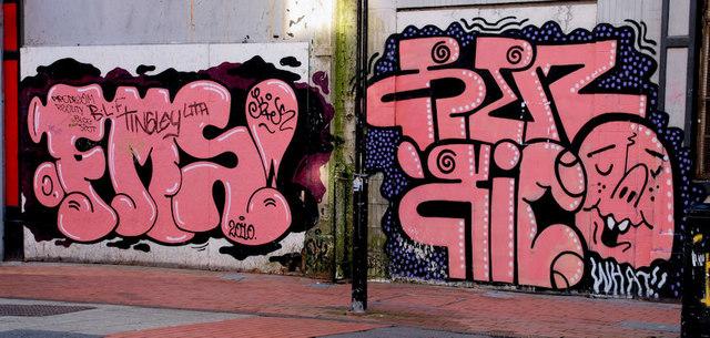 Lower Garfield Street, Belfast 2010-6