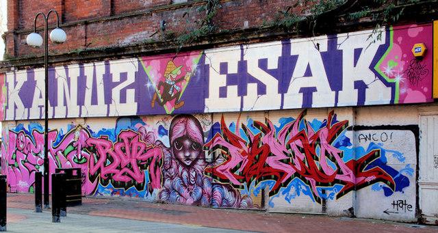 Lower Garfield Street, Belfast 2010-8
