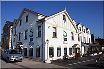 SD3741 : The Shard Riverside Hotel by Steve Daniels
