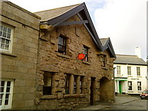 SV9010 : Hugh Town post office by Andrew Abbott